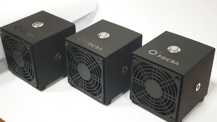 Рециркуляторы RUV-60. Источник изображения: Ростех