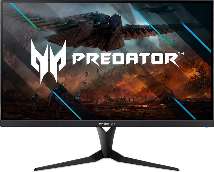 Быстрый игровой монитор Acer Predator XB323UGP вышел в России по цене 74 990 рублей