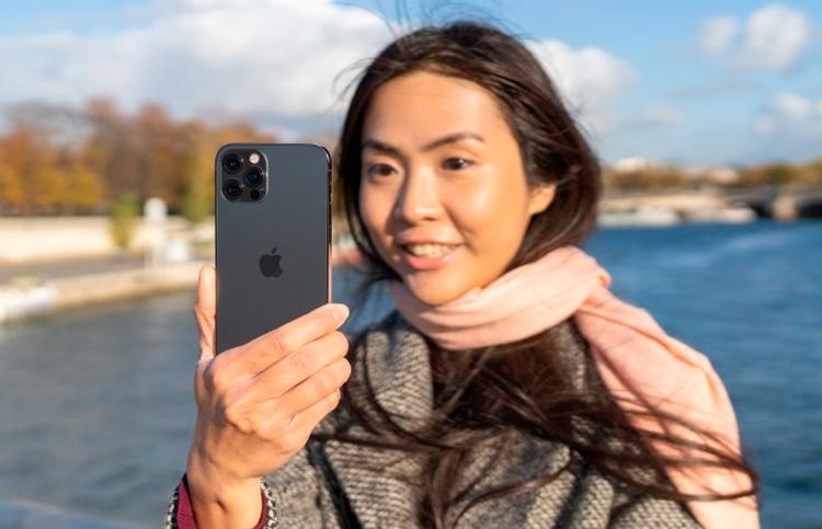 Селфи-камера iPhone 12 Pro заняла лишь седьмое место в рейтинге DxOMark