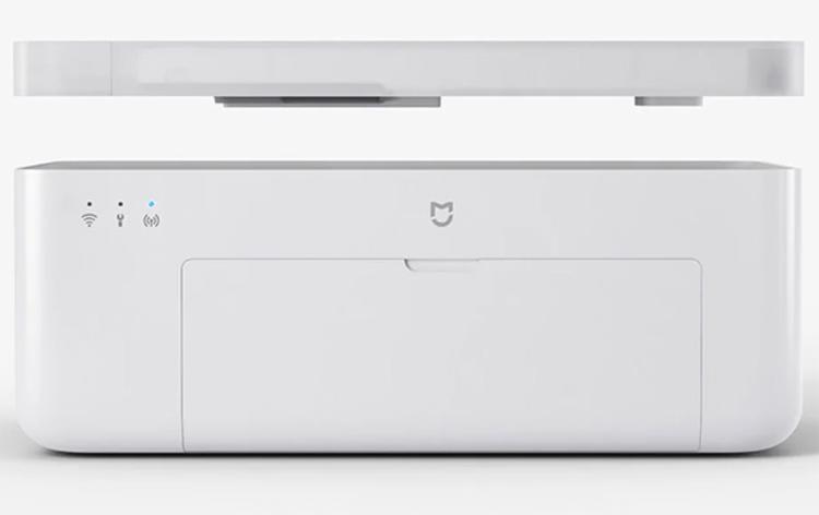 "Xiaomi MIJIA Photo Printer 1S поможет быстро распечатать фотографии со смартфона"""
