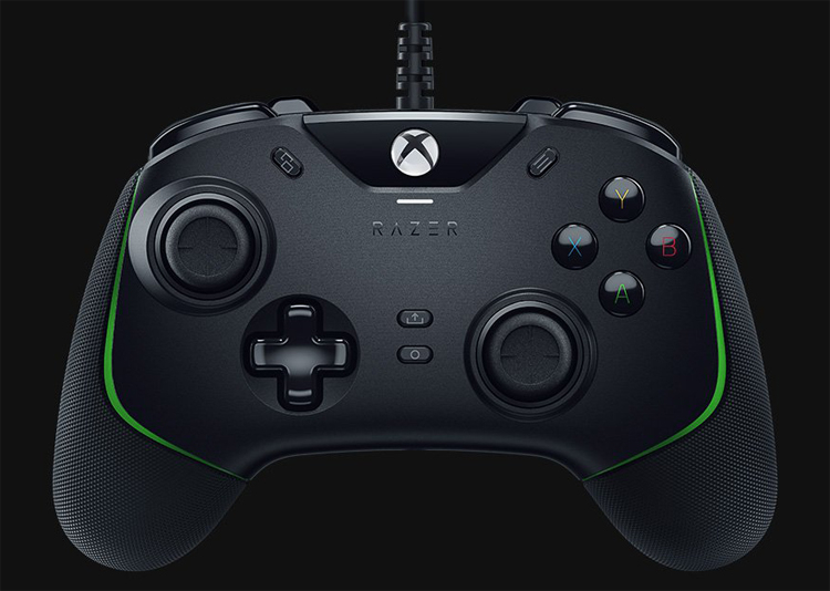 Контроллер Razer Wolverine V2 для Xbox Series X