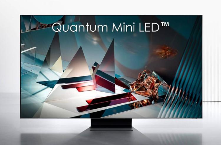 "Телевизоры Samsung нового поколения войдут в семейство Quantum Mini LED"""