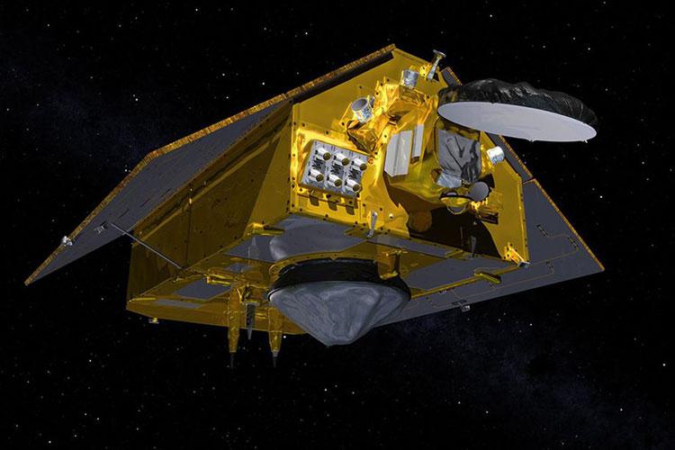 Спутник Sentinel-6. Источник изображения: NASA