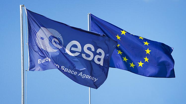 Фотографии ESA