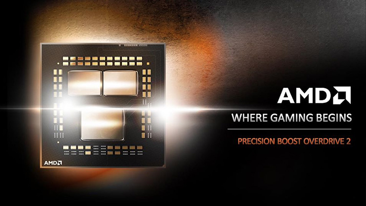 AMD promised for Ryzen 5000 overclocking adaptive voltage reduction: acceleration up to 10%