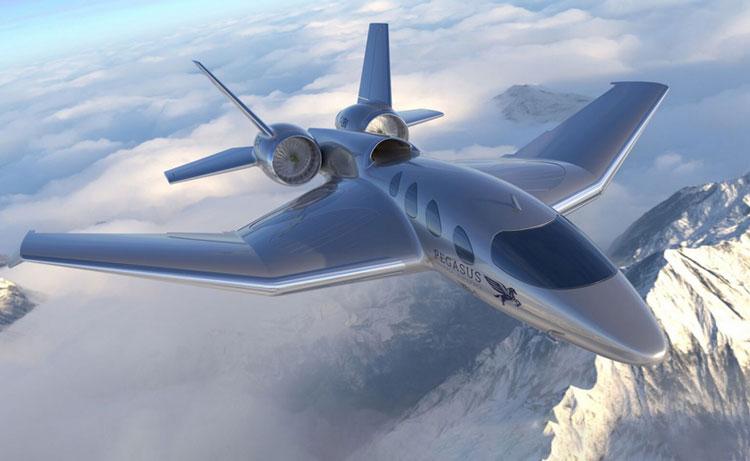 Источник изображения: Pegasus Universal Aerospac