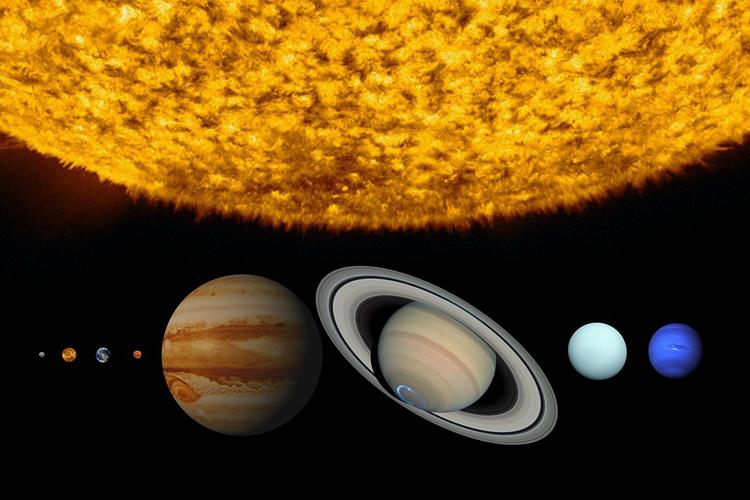 В декабре Юпитер и Сатурн «сольются» в двойную планетувпервые со Средневековья