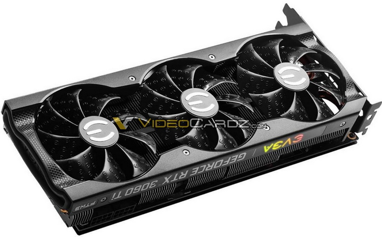 EVGA GeForce RTX 3060 Ti 8GB FTW3 Ultra