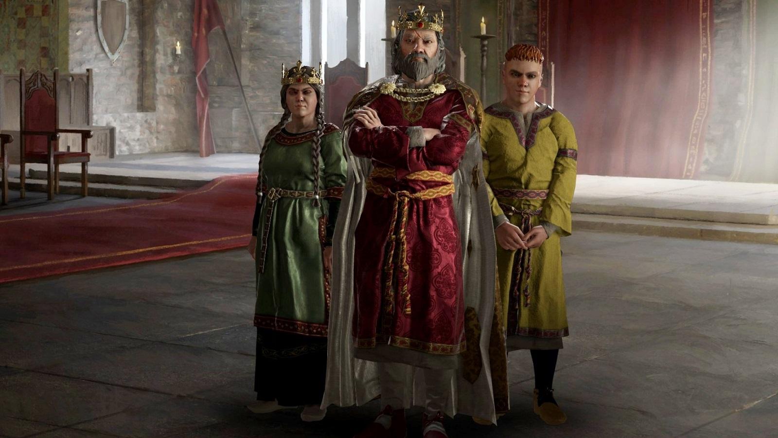 Игроки начали воссоздавать узнаваемых личностей с помощью редактора правителей в Crusader Kings III