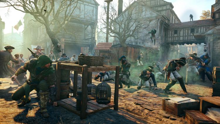 Остров Калифорния: в Assassin's Creed Unity обнаружили любопытную историко-географическую деталь