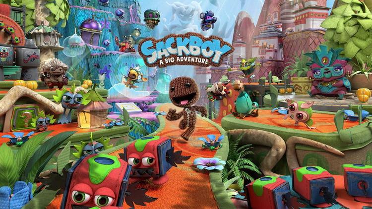 Анализ Sackboy A Big Adventure: большая разница между PlayStation 4 и PlayStation 5