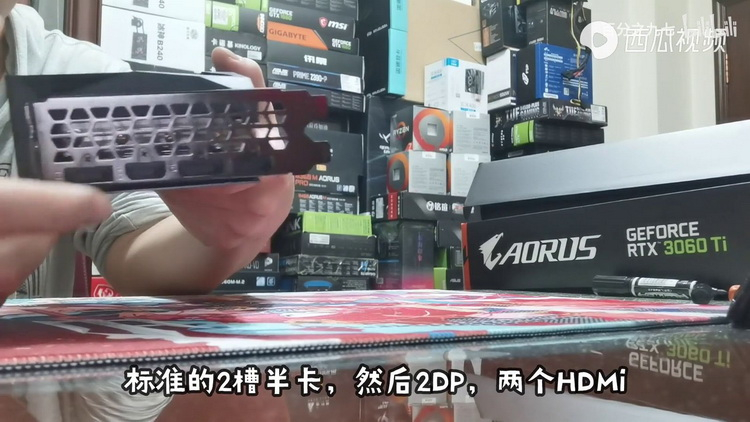 Блогер распаковал и показал все модели Gigabyte GeForce RTX 3060 Ti до их официального анонса11