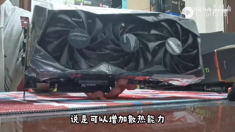 Блогер распаковал и показал все модели Gigabyte GeForce RTX 3060 Ti до их официального анонса14