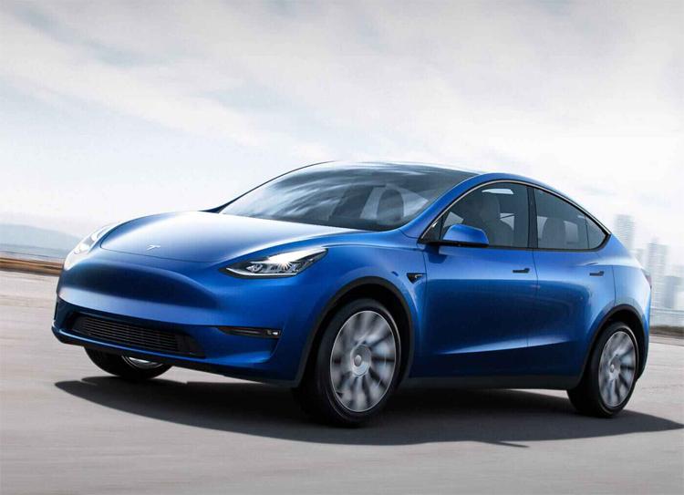 Изображения Tesla