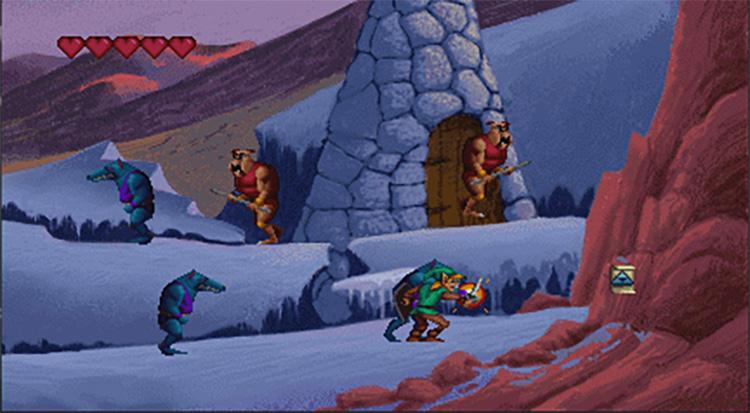 Фанат переделал игры Link: The Faces of Evil и Zelda: The Wand of Gamelon 1993 года под современные ОС