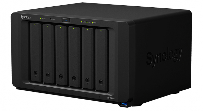 Synology DiskStation DS1621xs+