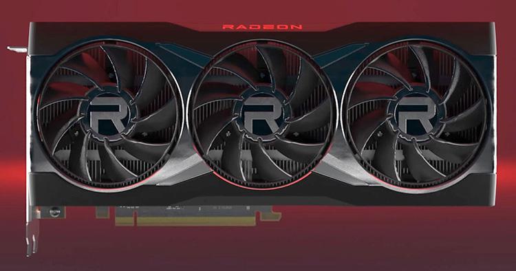 Maximum frequency of AMD Radeon RX 6900 XT GPU will reach 3 GHz