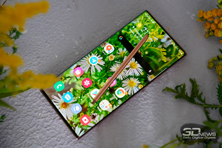 Samsung Galaxy Note20 может стать не последним смартфоном этой серии