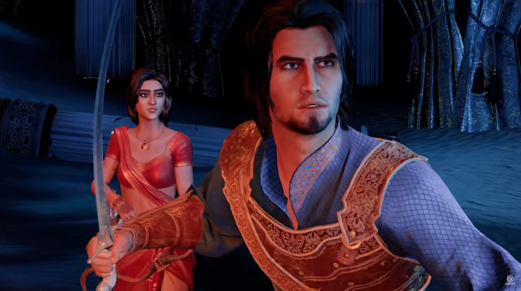 Обновлённая Prince of Persia: The Sands of Time
