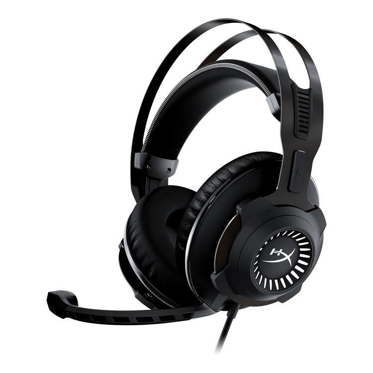 Игровая гарнитура HyperX Cloud Revolver + 7.1 с объёмным звуком оценена в $150
