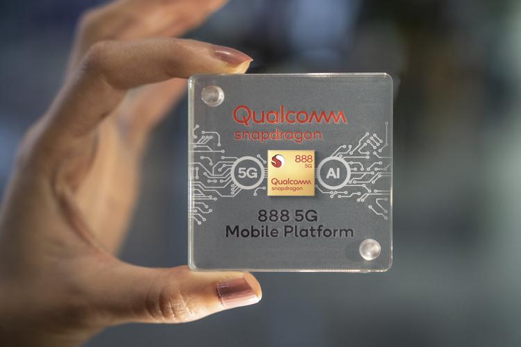 Qualcomm анонсировала Snapdragon 888 — мощный процессор для флагманских смартфонов 2021 года