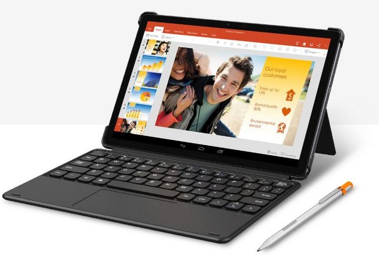 Chuwi выпустила SurPad — гибридный планшет 2-в-1 на Android с поддержкой двух SIM-карт