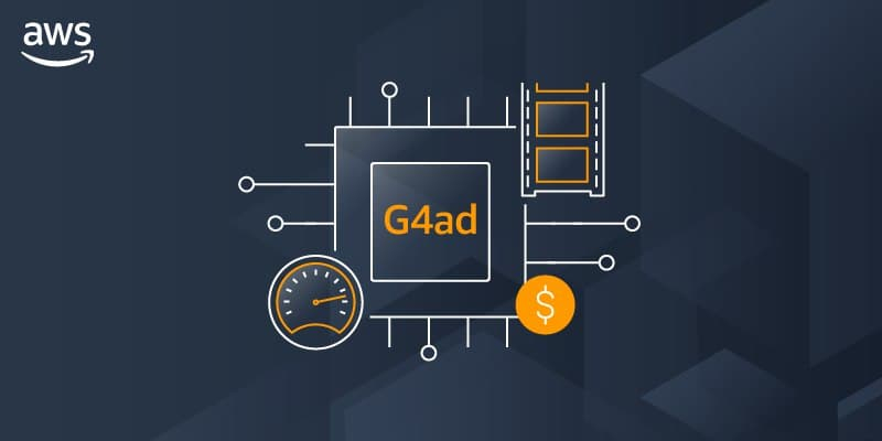 AWS will include instances with AMD GPUs, the fastest cloud Xeon and 100GbE connections for Graviton2 machines.