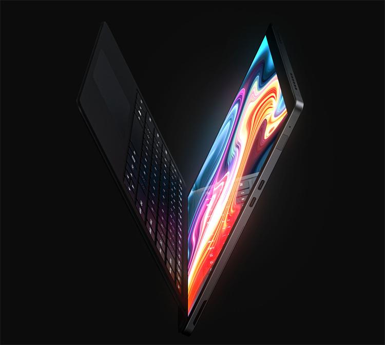 Новый планшет EVE V оснащён экраном 4К, чипом Intel Tiger Lake и модулем LTE