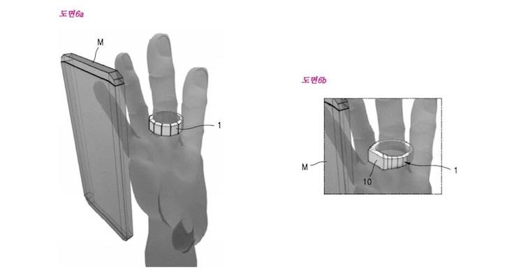 Samsung придумала кольцо с термоэлектрическим генератором для беспроводной зарядки смартфонов