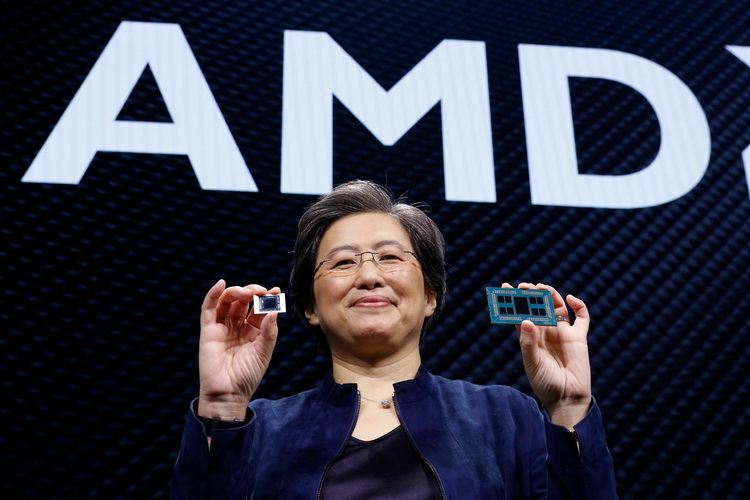 Lisa Su will present new AMD products already on January 12th within the CES 2021 exhibition.