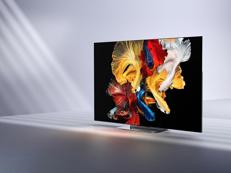 Xiaomi готовит большой OLED-телевизор диагональю 75 дюймов
