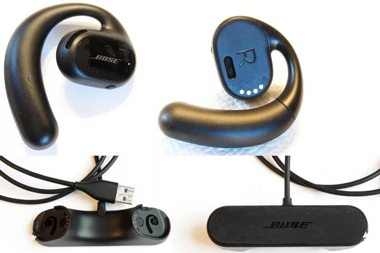 Bose готовит полностью беспроводные наушники для активных пользователей