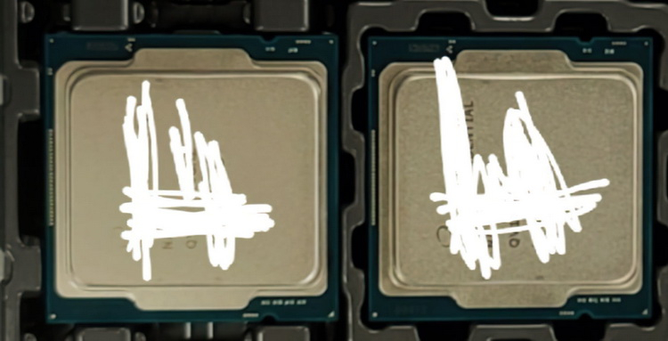 Coming Intel Core i9-11900K in gaming test was 11% slower than current AMD flagship