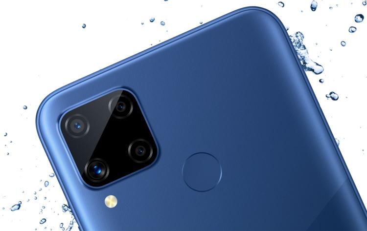 Realme выпустит новый смартфон с тройной камерой и батареей на 5000 мА·ч
