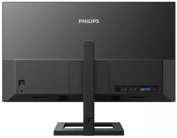 Мониторы Philips 242E2FE и 272E2FE получили полностью безрамочный дизайн