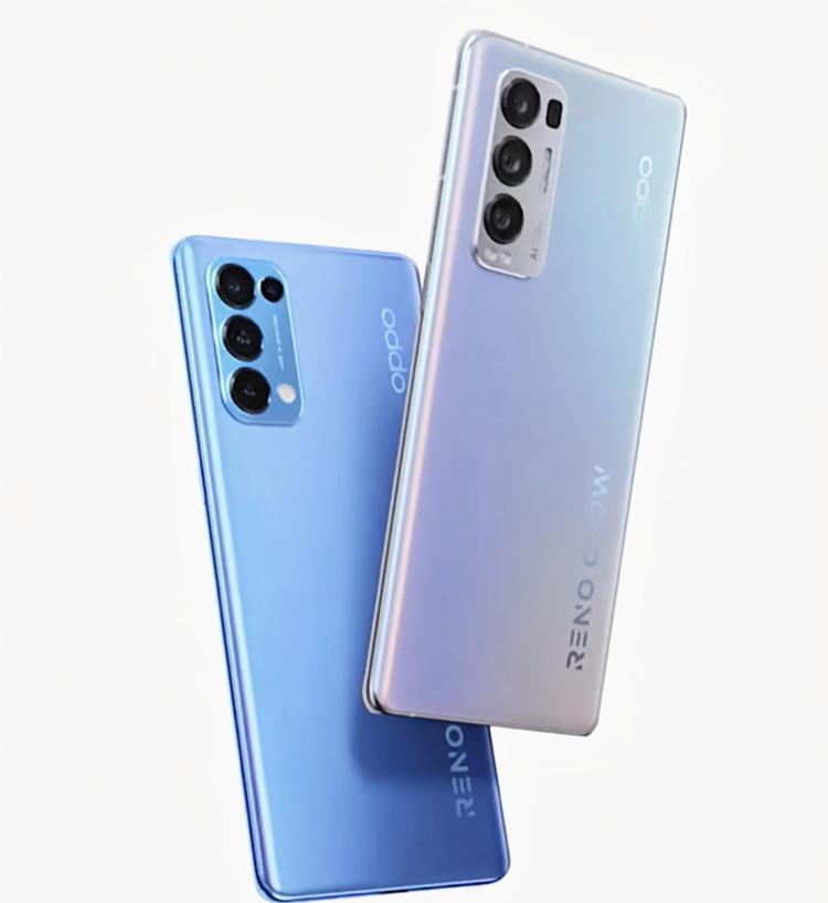 Смартфон OPPO Reno5 Pro+ 5G первым в мире получит новый 50-Мп датчик Sony