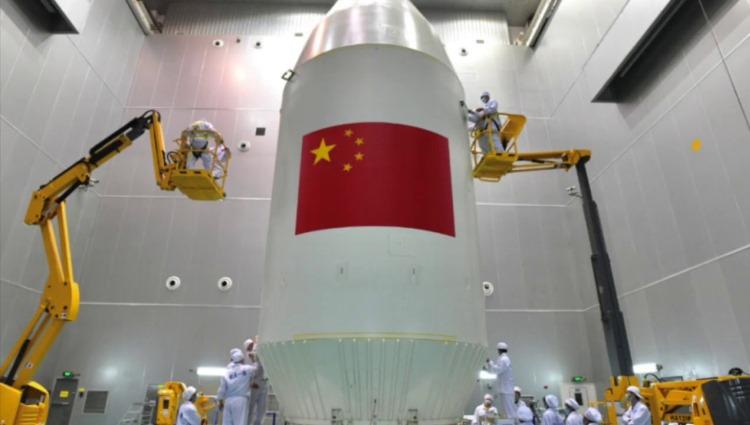 Китай запустил в космос спутник дистанционного зондирования Земли Gaofen-14