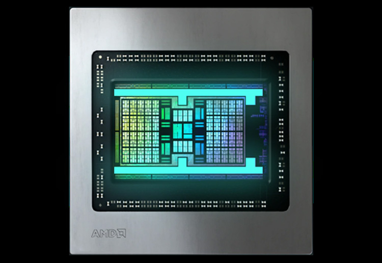 Characteristics of forthcoming mobile video cards AMD on chips Navi 2X were found out.
