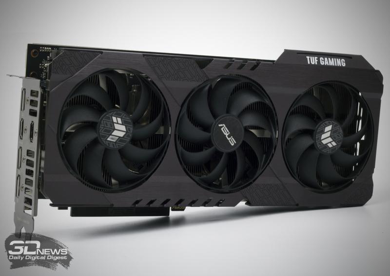 ASUS GeForce RTX 3070 TUF Gaming OC