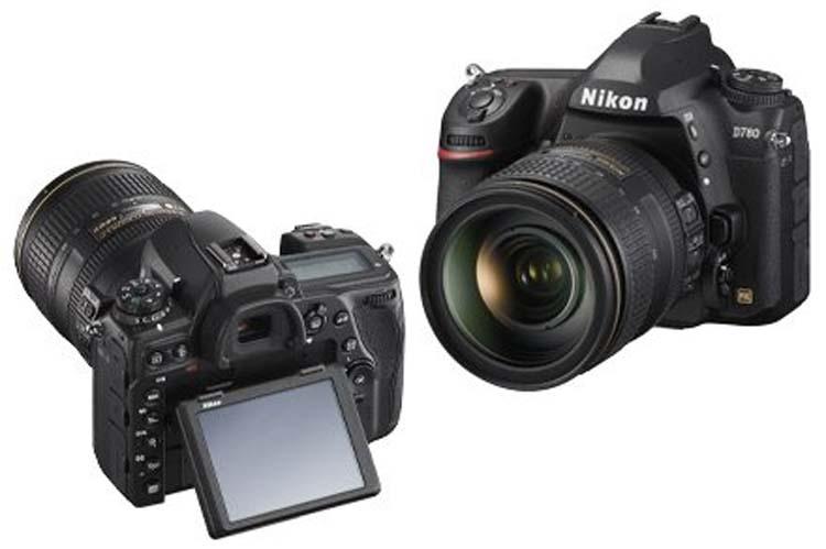 В DNS объявили зимние скидки на камеры Nikon