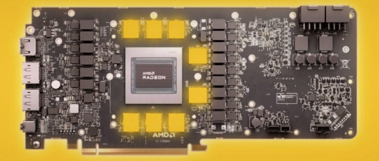 AMD and NVIDIA blamed the lack of GDDR6 memory chips for the shortage of graphics cards