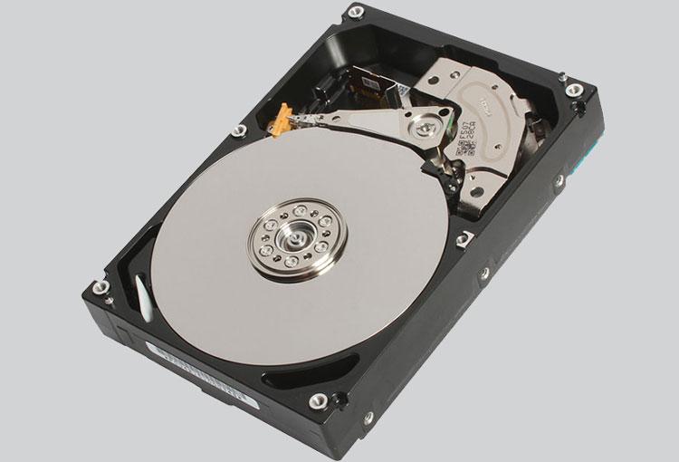Жёсткий диск Toshiba