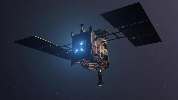 Космический зонд «Хаябуса-2» продолжит миссию по сбору образцов с астероидов. Встретимся через одинадцать лет