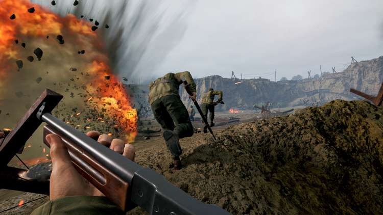 VR-шутер Medal of Honor: Above and Beyond потребует для установки более 340 Гбайт