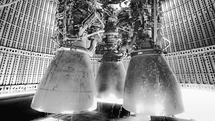 SpaceX отложила запуск прототипа ракеты Starship всего за 1,3 секунды до старта2