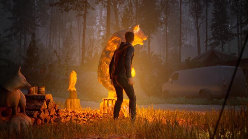 Единственная сцена, отложившаяся в памяти — эпизод с поджогом деревянного медведя. И то только потому, что по-человечески жалко труд автора статуи, которую сожгли по совершенно надуманной причине