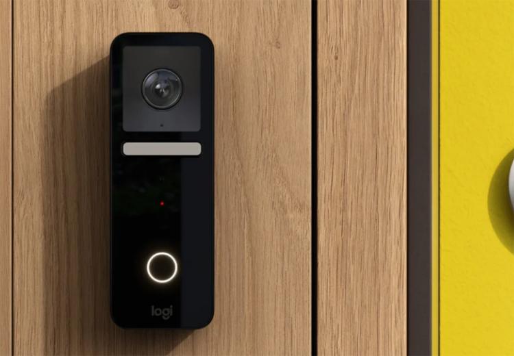 Logitech представила умный дверной звонок Circle View Doorbell с поддержкой Apple HomeKit по цене $200