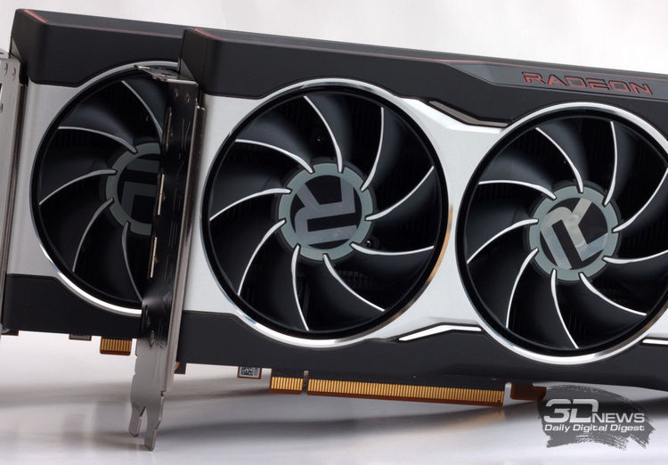 AMD just changed its mind: Radeon RX 6000 reference graphics cards will continue to be produced