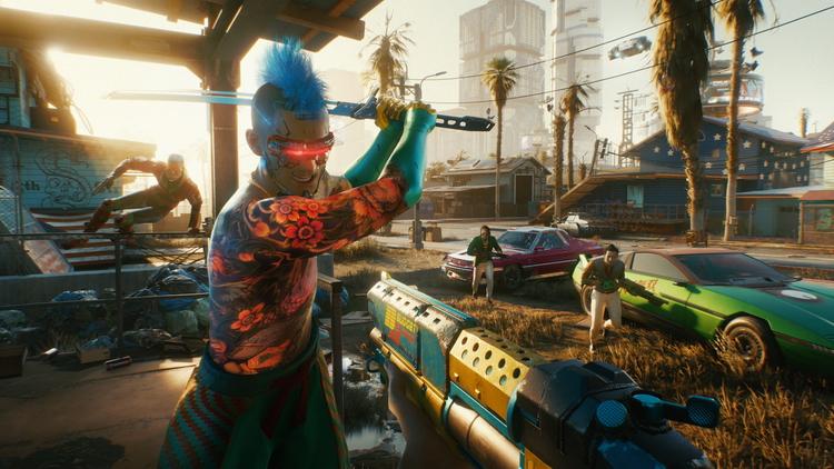 Дождались: Cyberpunk 2077 официально вышла на ПК, Xbox One и PlayStation 41