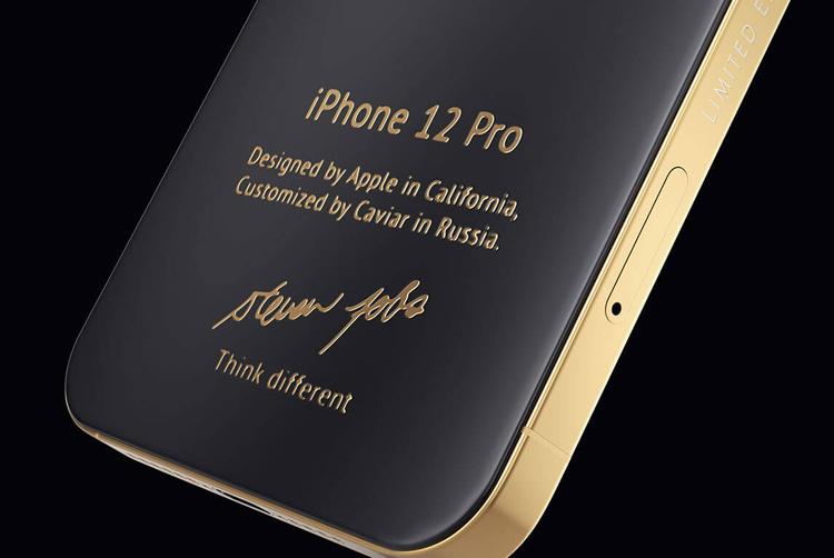Представлены эксклюзивные iPhone 12 Pro в стиле iPhone 4 с фрагментами водолазки Стива Джобса4